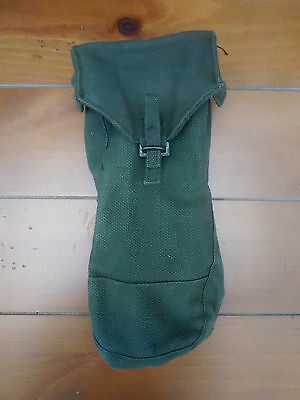 Canadian Army 51 pattern pouch, ammunition for ammo magazines 1951 Korea surplus
