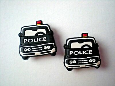 Jibbitz Croc Clog Charm Button Accessories Embellishment For Holes Police Cars