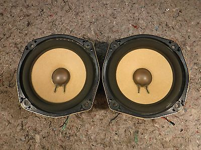 1 Pair Bose 6 5 Car Speaker 2 Ohm Nissan Infiniti 00 03 Maxima I30