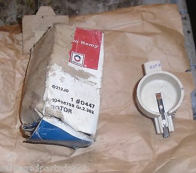 NOS Vintage AC Delco Ignition Rotor - D447