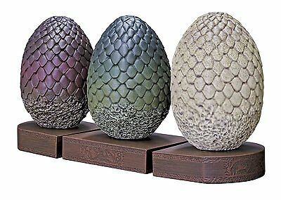 *NEW* Game of Thrones: Dragon Egg Bookends by Dark Horse