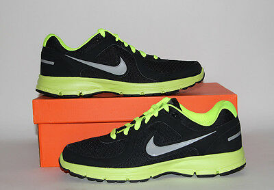 5021dcb3549 Nike Air Relentless Black Volt sz.12 443844-008 Mens Running Sneaker Air Max
