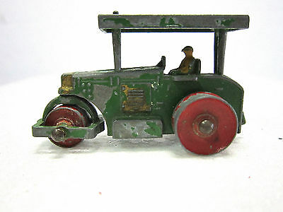 MATCHBOX Diecast DIESEL ROAD ROLLER #1 1953 Used No box good condition