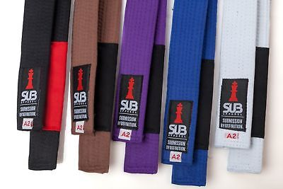 NEW Adult BJJ Belts - Martial Arts, MMA, Boxing