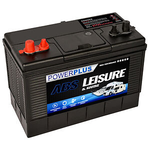 12V 115AH ABS XD31 Ultra Deep Cycle Leisure Marine Battery 5 years Warranty
