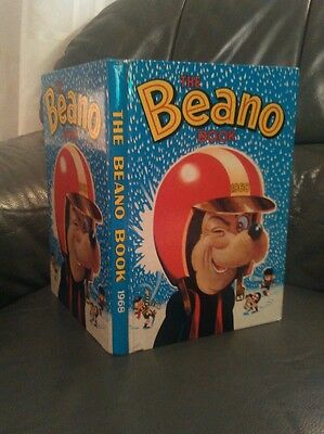 The Beano Book 1968 : D.C.Thomson : Near Mint/ Very Good Condition