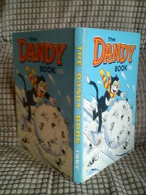 Dandy Annual 1967 - Very Good Condition (BL39)