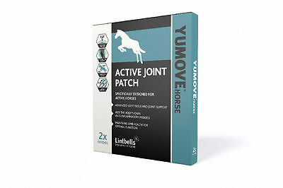 Lintbells Yumove Horse Active Joint Patch - 2 Pack - Joints & Soundness