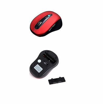 Tablet Mouse Mice PC Bluetooth For Optical Mini Wireless Laptop 1600 DPI