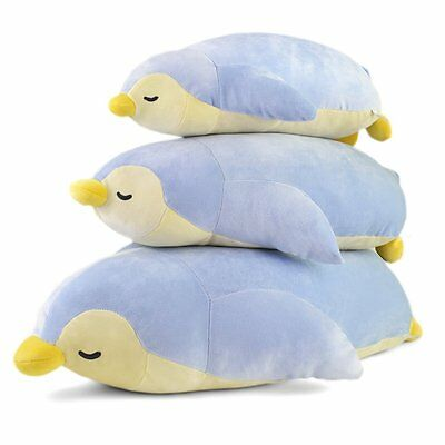Cute Penguin Plush Stuffed Animal Doll Cushion Toy Pillow Pet Soft Kids Gift