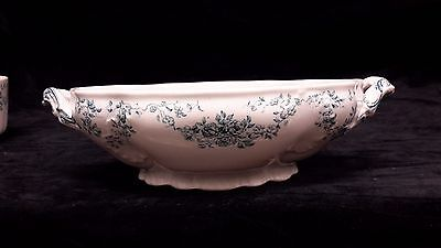 Bishop & Stonier  Ventnor Pattern  One Vegetable Serving Bowl With Handles