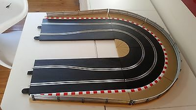 SCALEXTRIC Sport Track C9000J Hairpin Sides Wipes Extension  C8512 + END BORDER