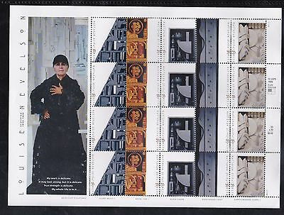 3379-83   Sculptor     M Nh Full Sheet Of 20   Special Sale  @ Face