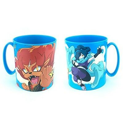 YOKAI-WATCH Kunststoff Tasse Becher 350ml mug cap NEU NEW tazza