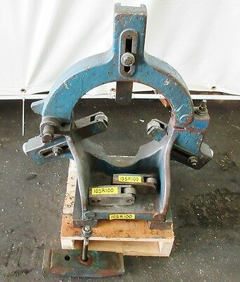 "10"" Capacity Steady Rest 12-1/2"" Center Line Distance w/ Clamp"