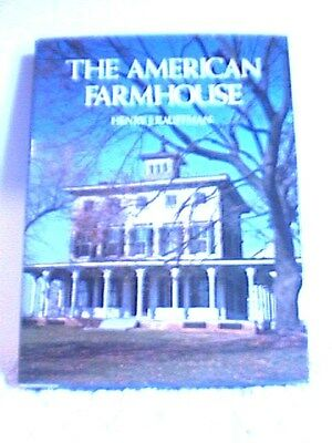 """THE AMERICAN FARMHOUSE"" BY HENRY KAUFMAN,  DUST JACKET, 1979, 265 pgs"