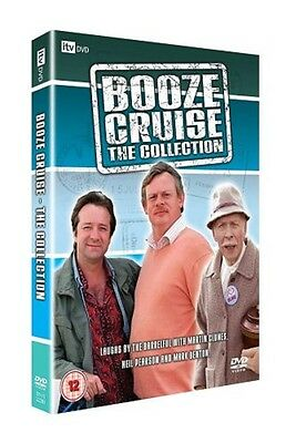 The Booze Cruise : Box Set - Martin Clunes - New DVD