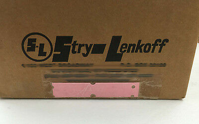 """Stry Lenkoff Dry Cleaning Continuous Computer Tags CTMP 4 1/8""""x3/4"""" Random Color"""