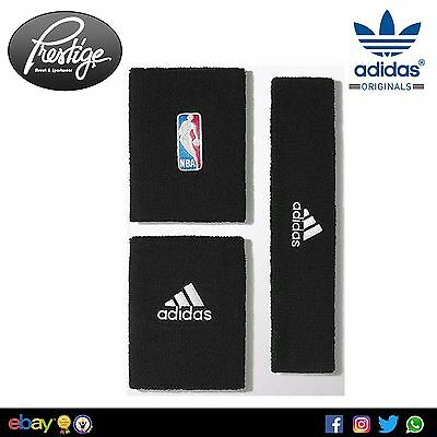 Polsino  e Fascia NBA ADIDAS HEADBAND AND WRISTBAND SET BASKETBALL