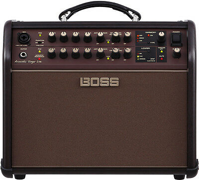 BOSS Acoustic Singer Live Amplifier