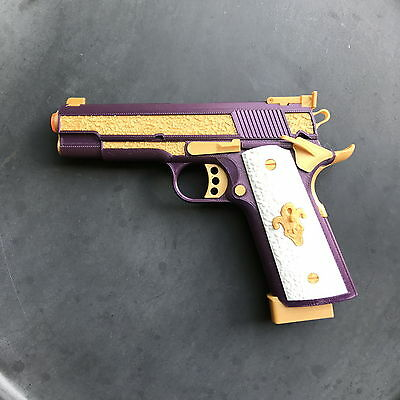 Jared Leto's Joker Gun from Suicide Squad (3D Printed)