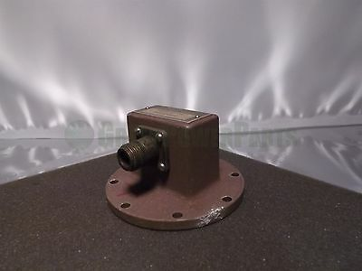 HP AGILENT G281A G-Band Microwave Waveguide Coax Adapter B-C Cosmetics