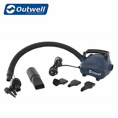 Outwell Hurricane Vacuum Air Bed Airbed Camping Pump *NEW FOR 2017* 650538