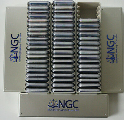56 Coin Complete Set NGC PF70 Ultra Cameo Clad State Quarters 1999-2009 PR70