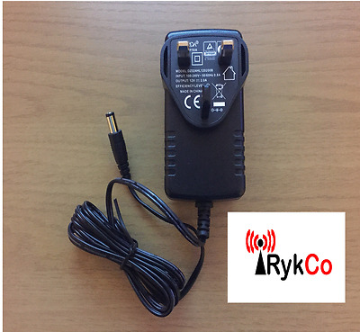 12V 2A AC ADAPTER POWER SUPPLY FOR ZGEMMA Satellite Receivers