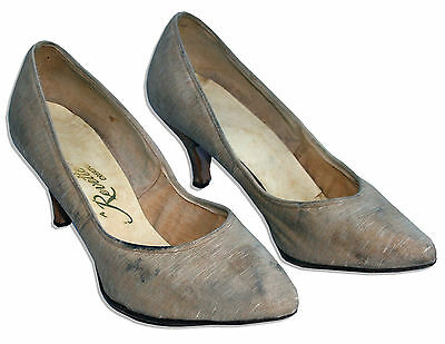 Jackie Kennedy Personally Owned & Worn High Heel Shoes