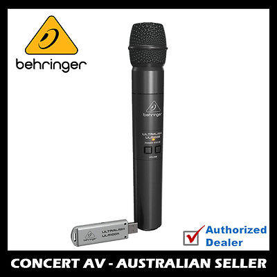 ULM100USB Behringer ULTRALINK ULM Series USB Reciever Wireless Microphone System