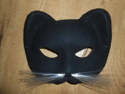BLACK CAT MASK Made in ITALY for Franco N.Y.
