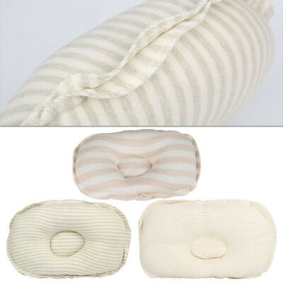 Newborn Baby Sleeping Pillow Prevent Flat Head Support Neck Cushion Pad Cot Bed