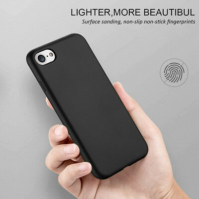 LUXE COQUE ETUI HOUSSE IPHONE pour iPhone 6 6S 7 8 PLUS GEL SILICONE PROTECTION