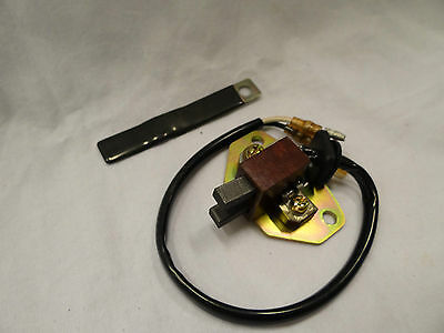 Honda N360 N600 / Brush assy NOS / 31130568015