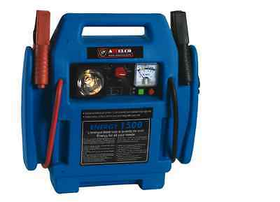 Avviatore Emergenza Booster 12 V 300A Energy 1500 Batterie Piombo Auto Awelco