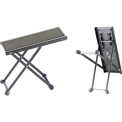 ROCKET GFS01 Guitar Foot Stool - Black