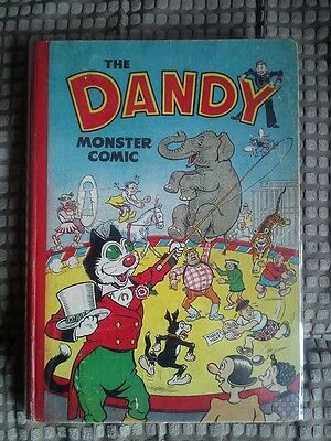 Dandy Annual 1951 - Near Mint Condition