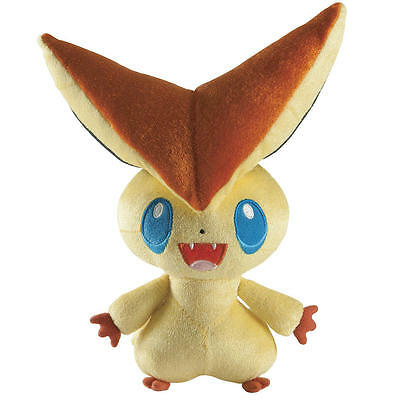 Pokemon Plüsch/Plush >>Victini #494<< 20th Anniversary Limited Edition - NEW