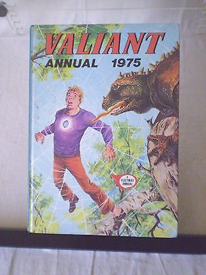Valiant Annual 1975..good Clean Copy