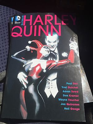 Batman Harley Quinn Graphic Novel - Brand New - DC Comics