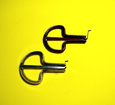 Jaw Harp/Jews Harp Schwarz Harp No6   Metallic or Coloured Finish