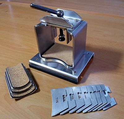 GUITAR FRET PRESS - For detached necks - Luthier Tool