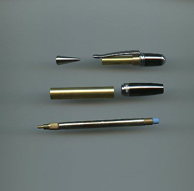 Sierra pencil kit - chrome - woodturning