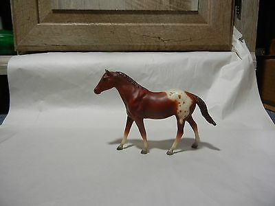 Breyer 9080 Blanket Appaloosa Quarter Horse Stallion Little Bit Paddock Pal
