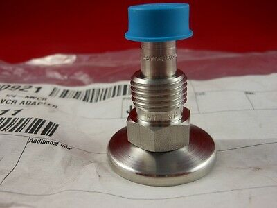 Swagelok NW MALE VCR ADAPTER NW-16-1/4-MVCR Fitting 304 SS Stainless
