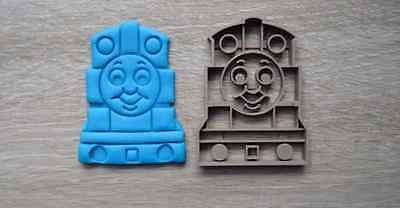 Thomas the Tank Engine Train Cookie Cutter Fondant Cutter
