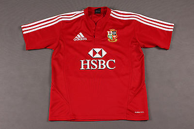 Authentic British Lions 2009 South Africa Rugby Union Tour Shirt Size 13-14y