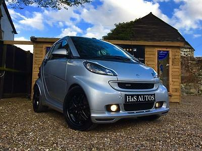 2012 Smart Fortwo 1.0 Turbo BRABUS Xclusive Cabriolet Softouch 2dr