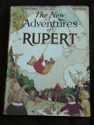 The New Adventures of Rupert Annual 1936 Facsimile